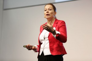 Karin Stumpf Vortragende des Change Management Seminar