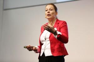 Karin Stumpf Vortragende