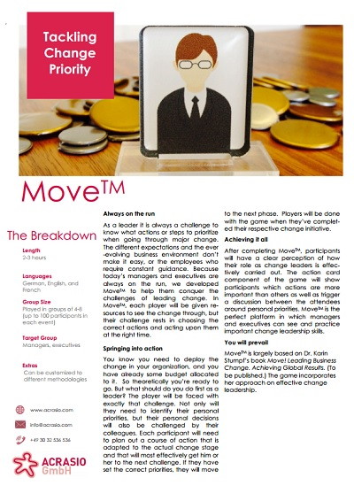 Move Infoanforderung