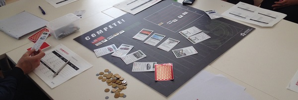 COMPETE - Planspiel Strategie - by ACRASIO